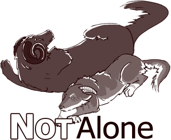 read Not Alone